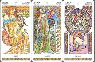 Lo scarabeo 2 tarocchi e carte da gioco tarot and playing cards